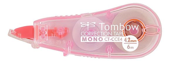 MONO CCE4 transparent pink