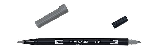 ABT Dual Brush Pen cool gray 12