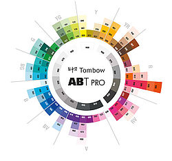 ABT PRO 5er Set Basic Colors