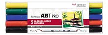 ABT PRO set van 5 Basic Colors