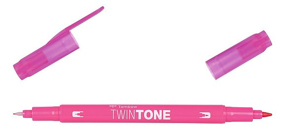 TwinTone pink