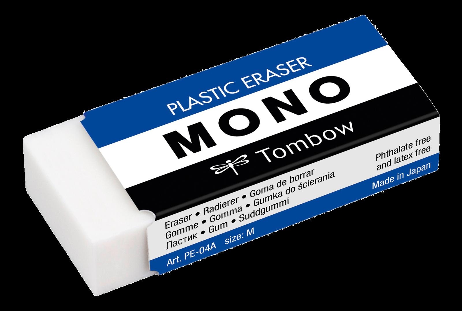 TOMBOW MONO ERASER Made in Japan