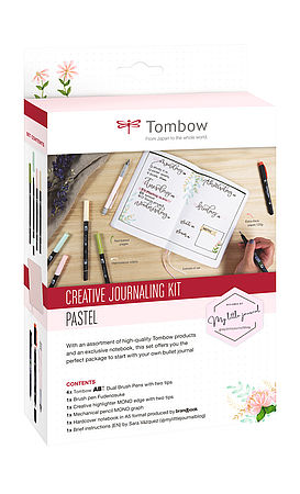 Creative Journaling Kit Pastel