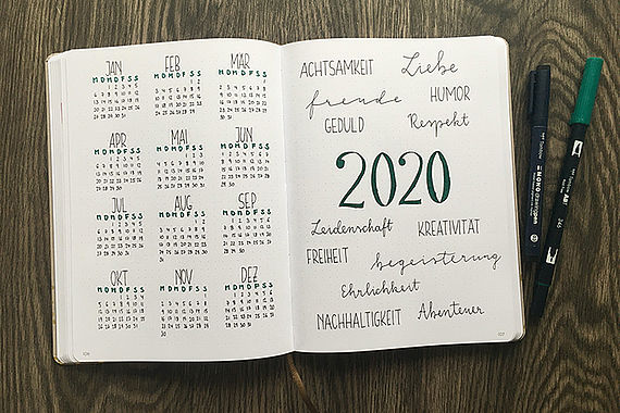 Bullet Journal voor ongeduldigen