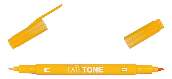 TwinTone chrome yellow